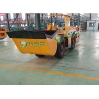 Trackless Load Haul Dump Machine Manufactures