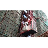 1000kg - 2700kg  Hydraulic Cargo Lift High strength steel FOR Construction Manufactures