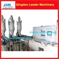 Stable, High capacity Plastic PPR 3 layers glassfiber reinforced pipe production line