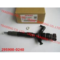 China DENSO Piezo fuel injector 295900-0190, 295900-0240 for TOYOTA Dyna, Hiace, Hilux 23670-30170, 23670-39445 on sale