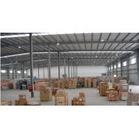 Customized Prefabricated Industrial Steel Buildings Warehouse With Sandwich Panels Manufactures