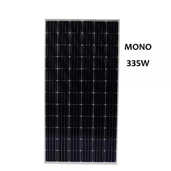 Quality Solar Panel Cheapest Solar Modules Price 150w 150wp Monocrystalline Solar Panel 150watt for sale