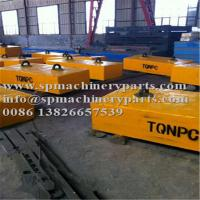 China High Standard Customized Grey Iron Cast Marine Buoy Sinker 1Tons For Mooring System / Offshore Platform on sale
