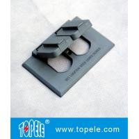 Aluminum Powder-coated Weatherproof Electrical Boxes Self-closing Outlet Covers Manufactures