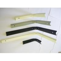 Compact 6 Inch Metal Shelf Brackets For Kitchen / Bedroom High Durability Manufactures
