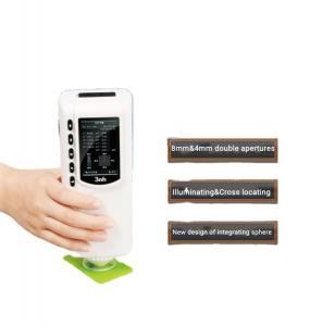 8mm Apertrue Plastic Ceramic Paint Portable Chroma Meter Manufactures