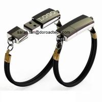 Metal Bracelet USB Flash Drives Manufactures