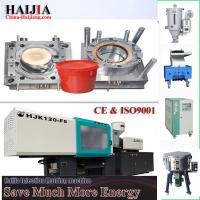20L Water Bucket Auto Injection Molding Machine 5.5 Tons Machine Weight Manufactures