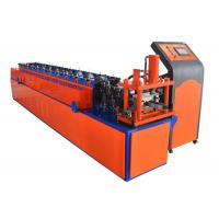 Construction Light Steel Keel Roll Forming Machine Motor Drive For CD / UD Profile Manufactures