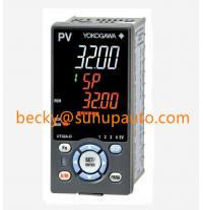 Yokogawa UTAdvanced UT32A-D Compact Digital Indicating Controller with Selectable 2-Loop Control Manufactures