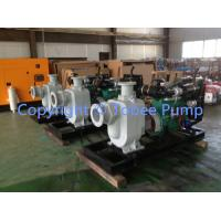 Self priming diesel engine sewage pump Manufactures