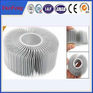 processing sunflower aluminium,aluminium radiator heating,6063 alloy radiator alu price Manufactures