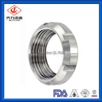 13R Round Nut Screwed Union Pipe Fittings Clamp Connecting For CNC Machine Manufactures