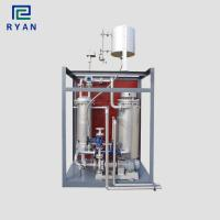 China CUSTOMIZED THERMAL FLUID (HOT OIL) ELECTRIC HEATER UP TO 320 C on sale