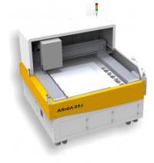 Vertical Digital Laser CNC Drilling Machine ALDI - CTS Series Advanced Dynamic Imaging Manufactures