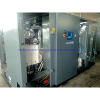 132kw Atlas copco screw air compressor 8bar for Industrial purified water best sale Manufactures