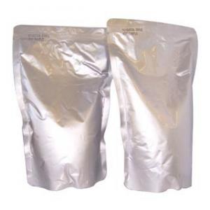 Aluminum Foil Food Vacuum Seal Bags High Temperature /  Silvery Vacuum Retort Pouch Manufactures