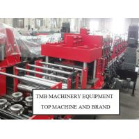 C Model Profile Roll Forming Machine / C Purlin Bending Machine , C Steel Roll Forming Machine Manufactures