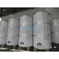 Food Grade Stainless Steel Liquid Storage Tank Manufactures