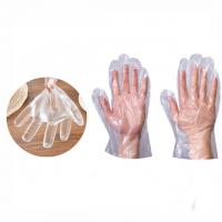 Quality AQL 1.5 Medical Grade Disposable Examination Vinyl Gloves Powder Free for sale