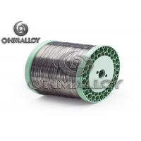 Buy cheap High Strength Under High Temp Alloys NiCr30/20 Wire Alloy AWG 31 33 35 OEM from wholesalers