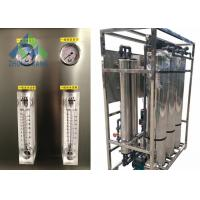 China Portable Water Desalination Unit  / Waste Water Treatment For Plastic Recycling on sale