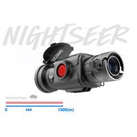 Quality 1500m Detection Range Thermal Clip On IP67 Waterproof Uncooled Type for sale