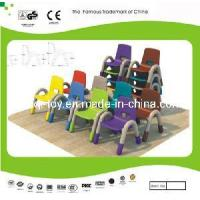 Colorful Children′s Table and Chairs (KQ10183A) Manufactures