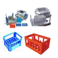 China Professional turnover box mold manufacturing , Customizable size , export injection molding machine on sale