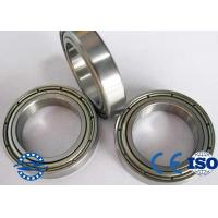 Low Friction Deep Groove Roller Bearing 6300 ZZ Single Row Centripetal Ball Bearing Manufactures