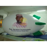 Inflatable Political Advertising Balloon / Zeppelin for Parade, Airship Balloons with Logo Manufactures