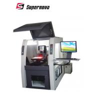 UV Laser Type Supernova Portable Laser Cutting Machine 1-30mm Cutting Thickness Manufactures