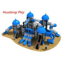 European And Korea Castle Outdoor Slide Fashion Design With Big Size Manufactures