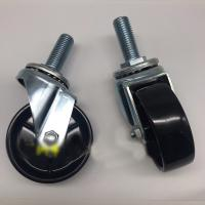 China CM Table Wheels Panasonic Spare Parts N510004571AA N510004570AA Black Color on sale