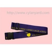 Personalized printed luggage belt with detachable buckle, Manufactures