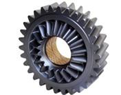China Mercedes Benz  Differential Straight Bevel Gear 20 ~ 30 Degree 346 350 1324 on sale