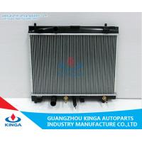 Performance 2005 VITZ Toyota Car Radiator With Aluminum Core and Plastic Tank AT Manufactures