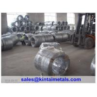 2.28mm 400kg hot dip galvanized wire for farm fencing Manufactures