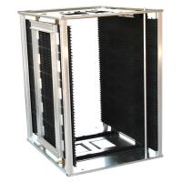 Quality High Temperature Resistant SMT Magazine Rack , Anti Static Pcb Trays Carts ML for sale