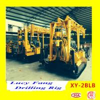 China South American Hot Sale XY-2BLB Multi-function Mobile Diamond Core Drilling Rig for Sale on sale