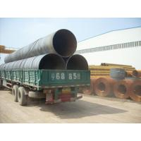 China SSAW steel pipe API 5L for sale