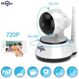 wholesale Home Security IP Camera Wireless Smart WiFi Camera WI-FRecord Surveillance Baby Monitor HD Mini CCTV Camera Manufactures