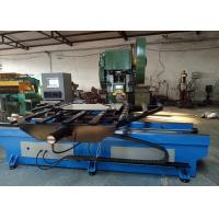 High Speed Sheet Metal Punching Machine For Expand Plate Mesh In Construction Manufactures