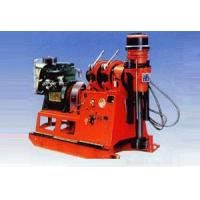 GXY-2 Hydraulic Chuck Skid Mounted Drilling Rig With Anti-vibration Meter Manufactures