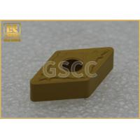 100% Vergin Material Tungsten Carbide Inserts With CVD / PVD Coating Manufactures