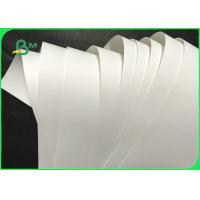 China 100um 130um 150um Waterproof White Synthetic Paper For Label & Notebook on sale