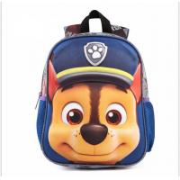 Lovely Cartoon Paw Patral School Backpack Kid's School Bag For Primary School Manufactures