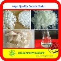 Buy cheap caustic soda flakes Yuanlong Brand from wholesalers