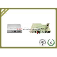 Fiber Optic SFP 10G Ethernet Media Converter with Serial Port High performance Manufactures