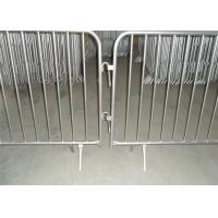 "Baku EU games barrier 43""Hx84.6""W(1100mmHx2150mmW) Made In China ,Top Fence Manufactures"
